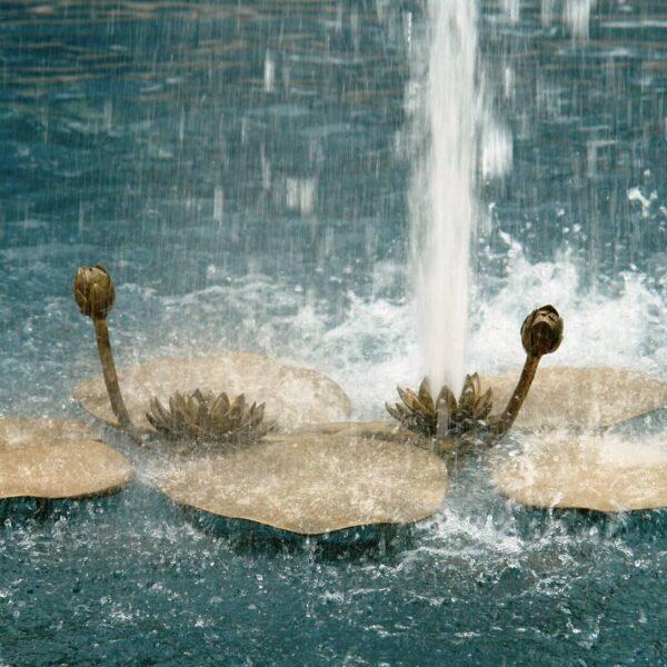 Washington Square, PA Fountain