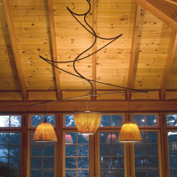Pool Table Hanging Light