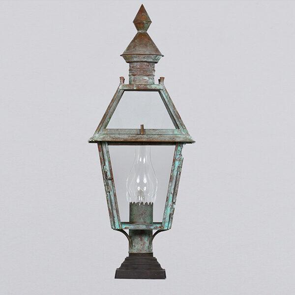 Classic Post Lantern