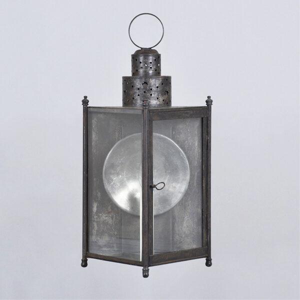 Three Sided Hanging Lantern