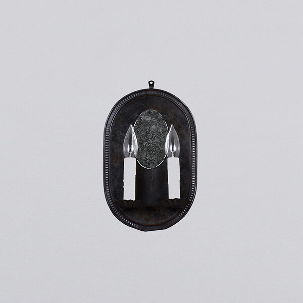 Early RDS Reproduction Sconce