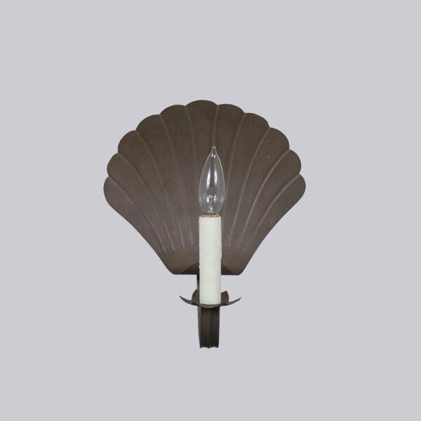 Seashell Sconce