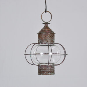 <skid>A758</skid>New England Onion Hanging Lantern