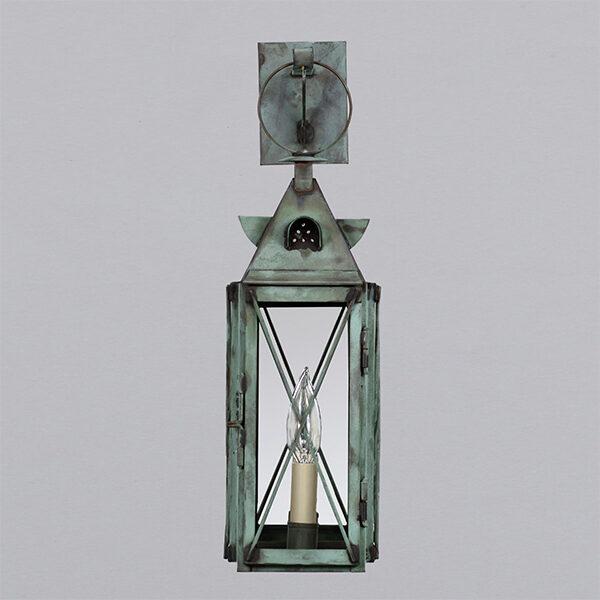 Late 18th Century Petite Wall Lantern