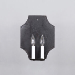<skid>A823</skid> Early RDS Reproduction Sconce