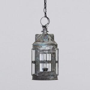 <skid>A834</skid> Guilford Horn Hanging Lantern