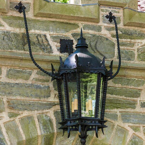 Porte Cochere Hanging Lantern