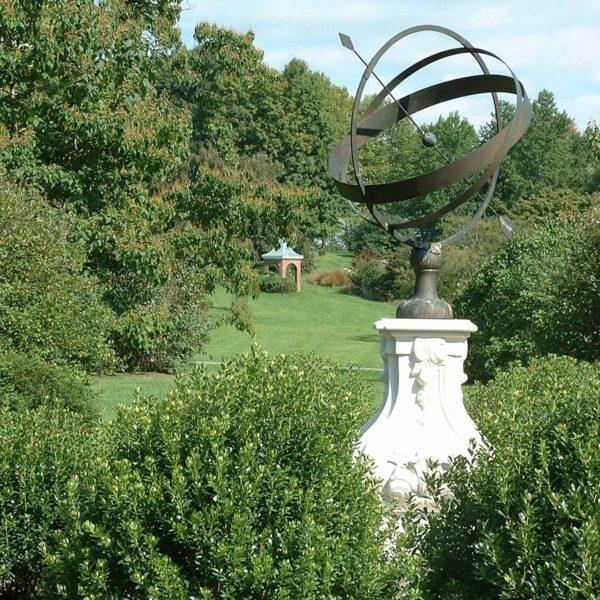 Winterthur Armillary Sundial